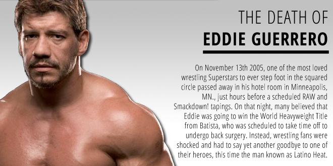 Timline Eddie Guerrero