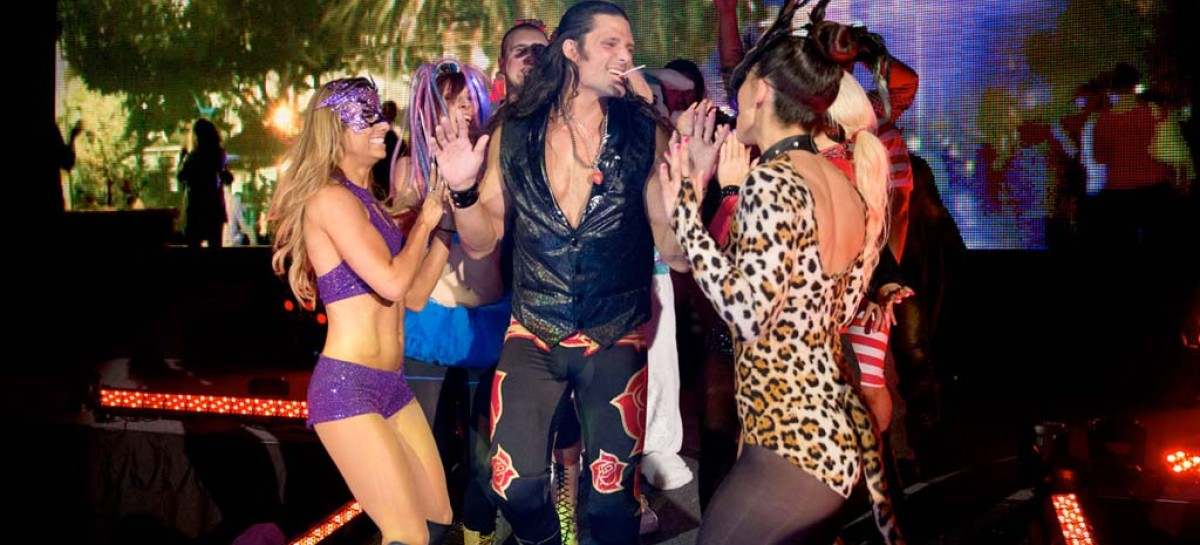 NXT's Adam Rose debuts on RAW tonight