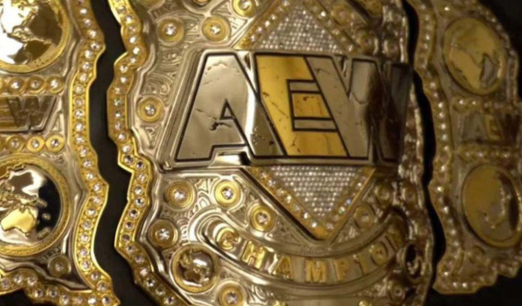 First AEW title defense on October 16 episode of AEW on TNT