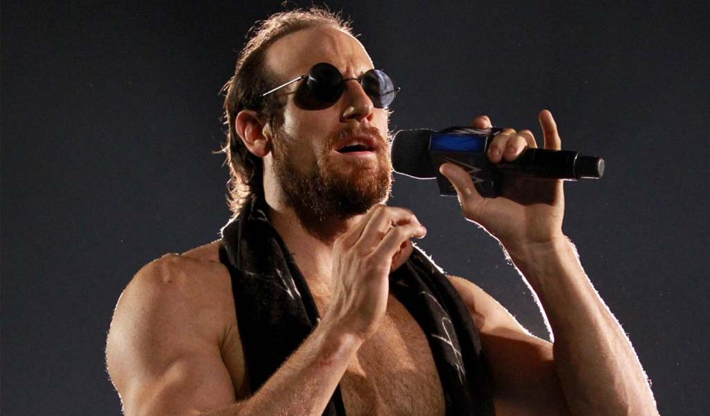 Aiden English joins the 205 Live commentary team
