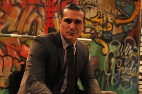 Alberto El Patron joins Lucha Underground