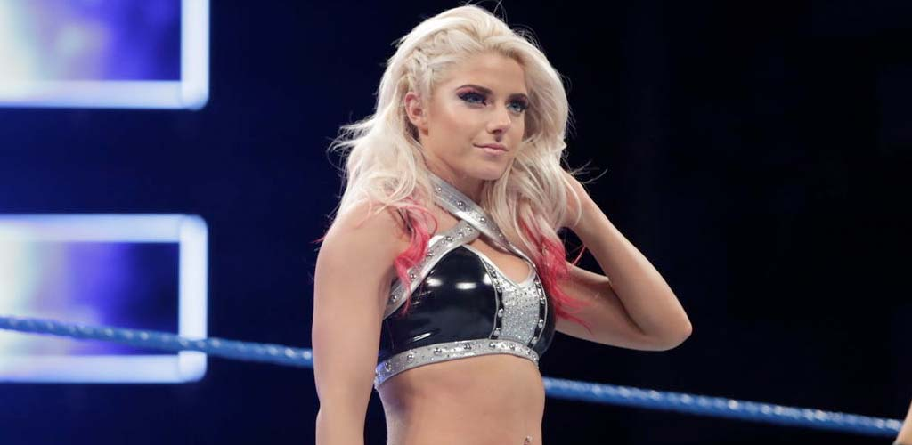 Alexa Bliss makes history with title win at Payback