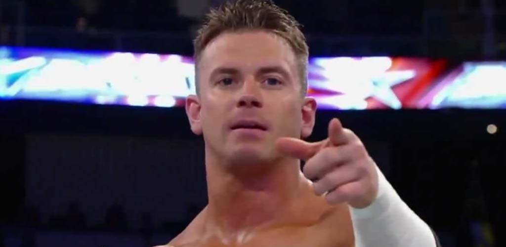 Alex Riley with apparent dig at AJ Lee on Twitter