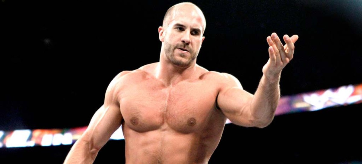 Cesaro suffers eye injury during match against Kofi Kingston