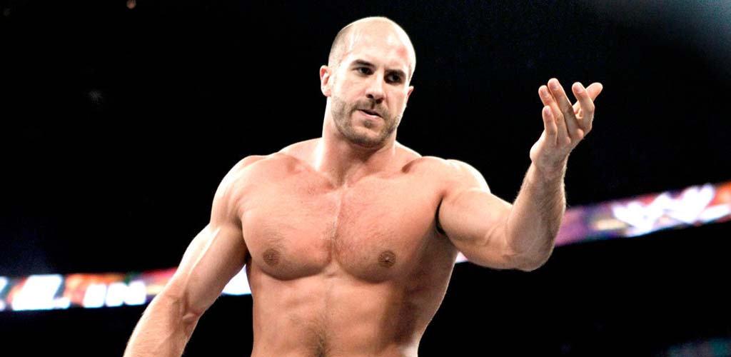 Cesaro makes surprise NXT appearance to save Kassius Ohno