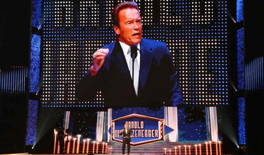 WWE Hall of Famer and fan Arnold Schwarzenegger undergoes heart surgery