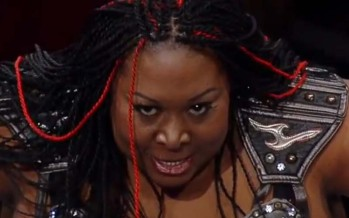 Awesome Kong returns to TNA at Impact