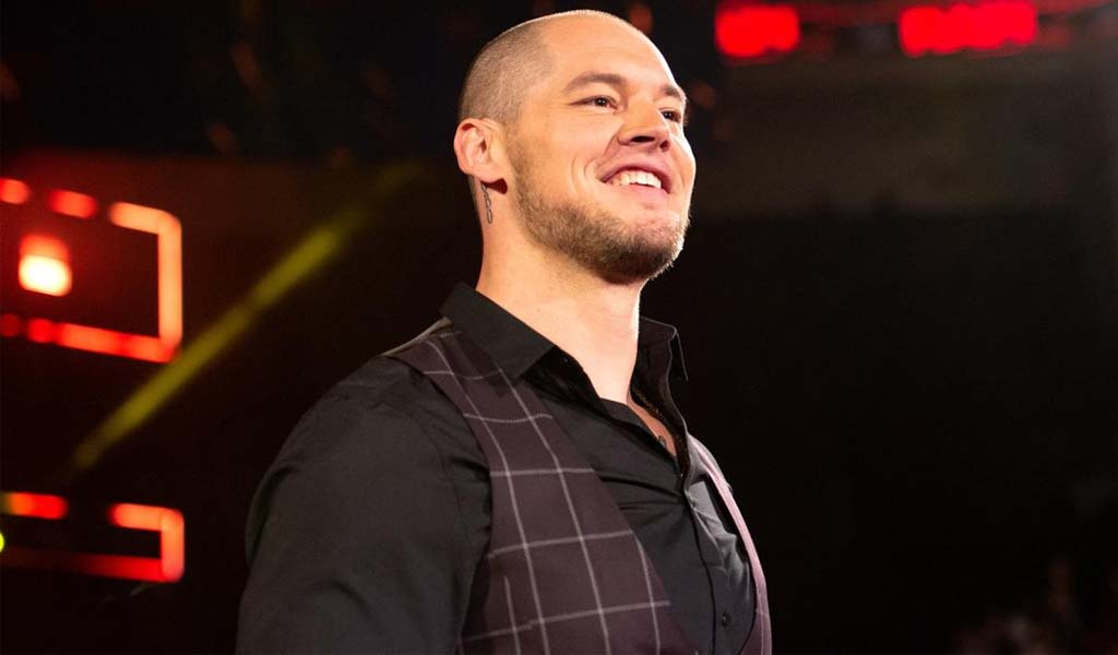 Baron Corbin is picked as Kurt Angle's final opponent for WrestleMania