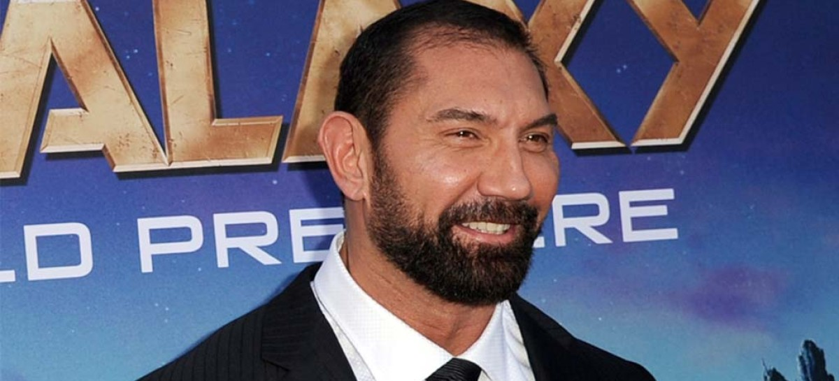 USA Today looks at Batista in Guardians movie