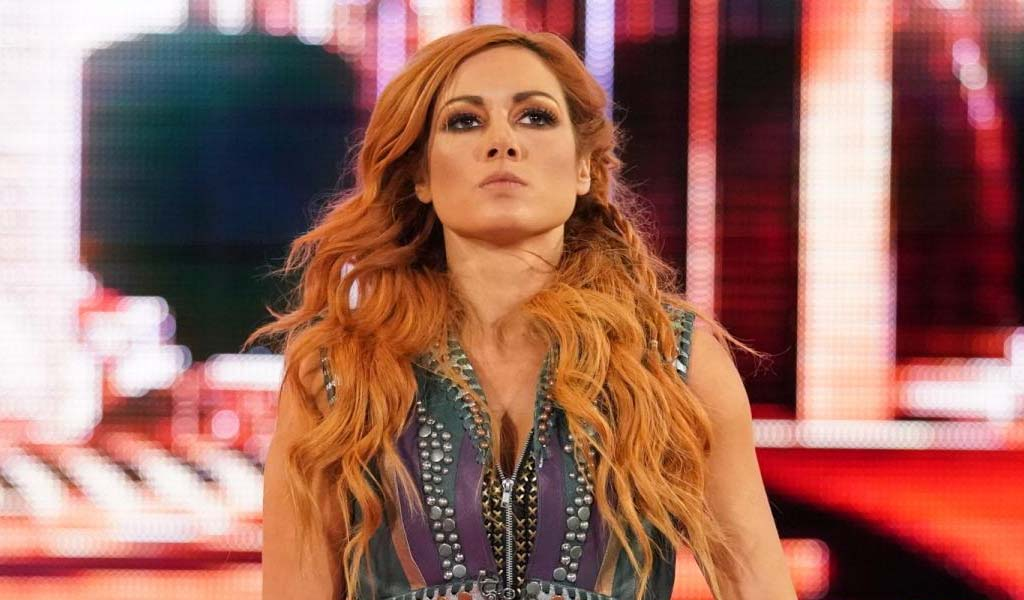 Becky Lynch receives 60-day storyline suspension