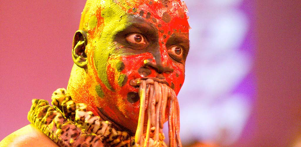 The Boogeyman scares WWE employees in Halloween prank