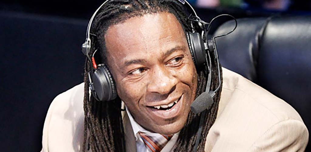 Booker T to replace Jonathan Coachman next week on Raw