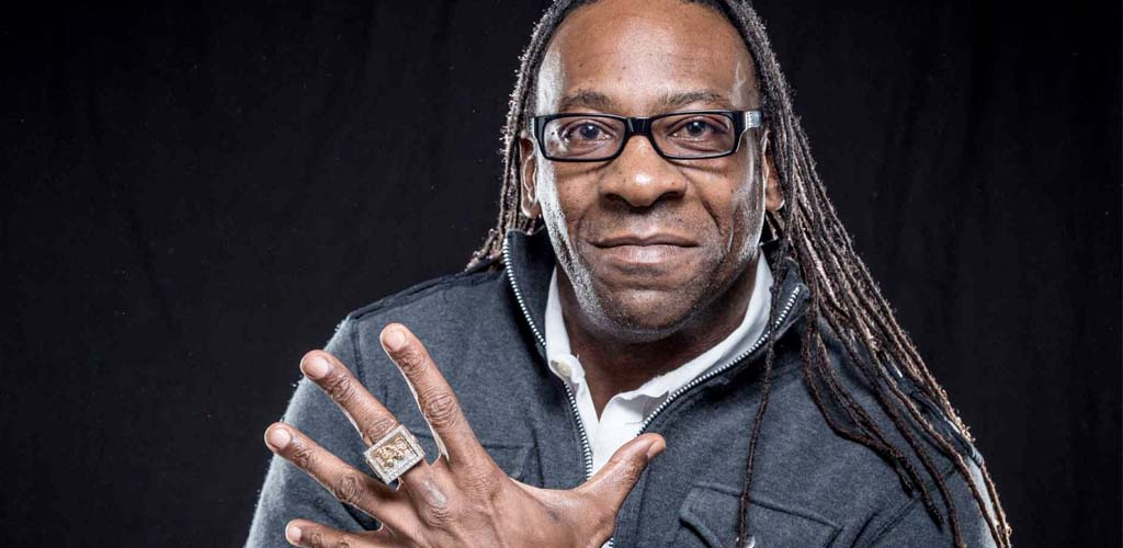 Booker T sues Call of Duty publishers Activision for copyright infringement