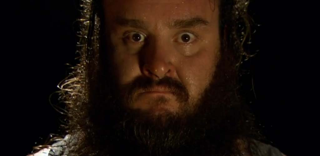Braun Stowman is the latest member of the Wyatt Family