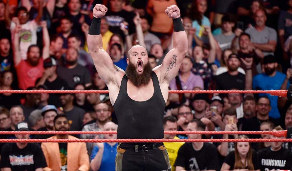 Braun Strowman signs new four-year deal with WWE