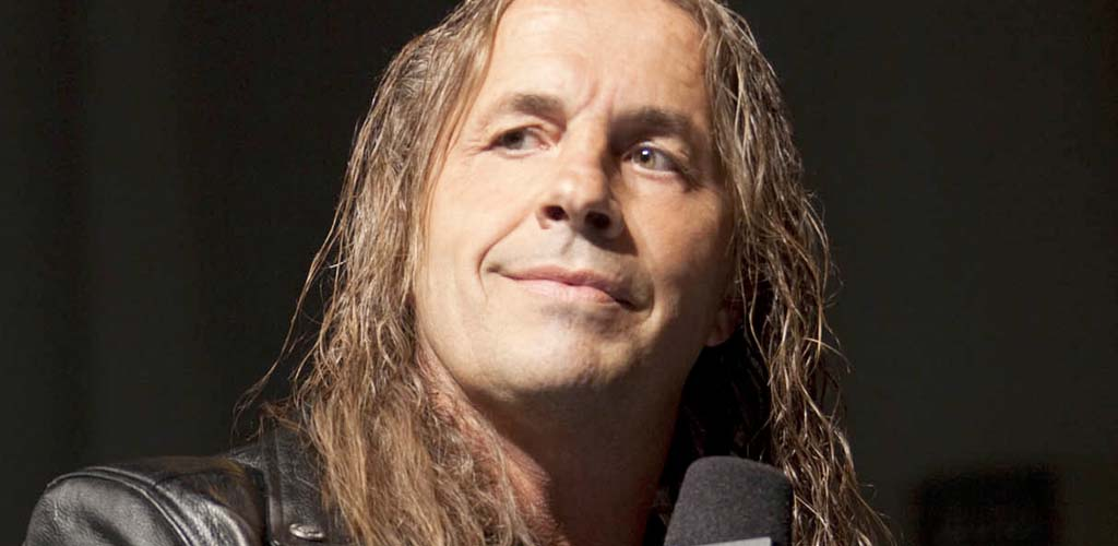 Bret Hart gives an update on his prostate cancer