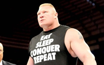 WWE denies that Brock Lesnar has health problems