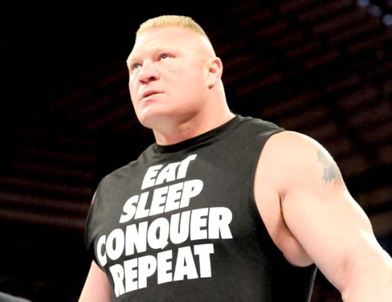 Brock Lesnar to wrestle at non-televised WWE show in Japan