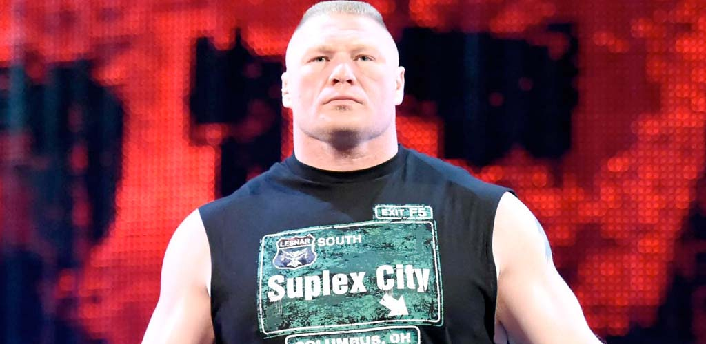 Brock Lesnar advertised for post-SummerSlam Raw