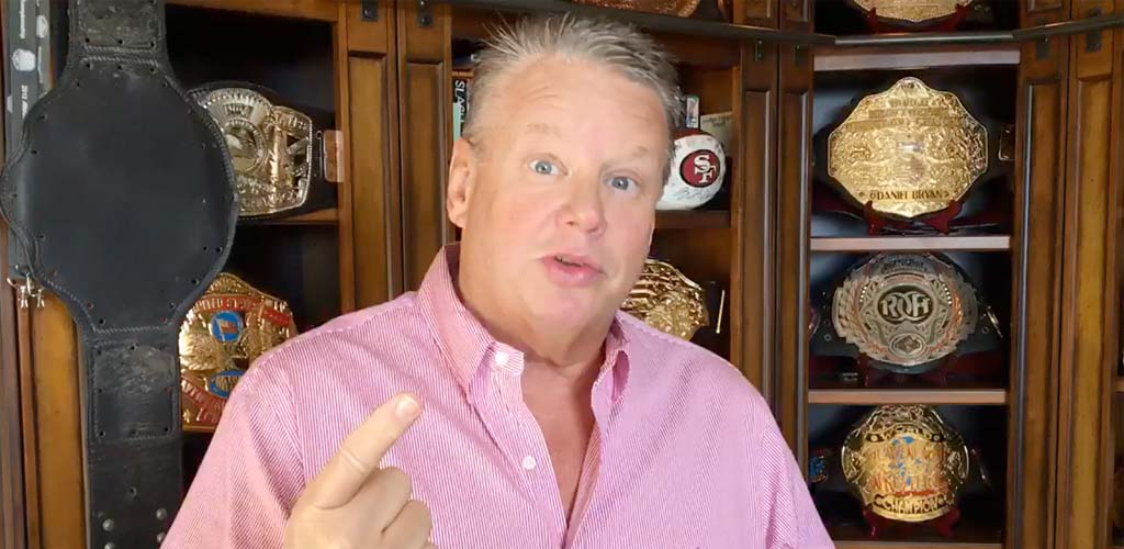 Bruce Prichard hired again by WWE in full-time creative role