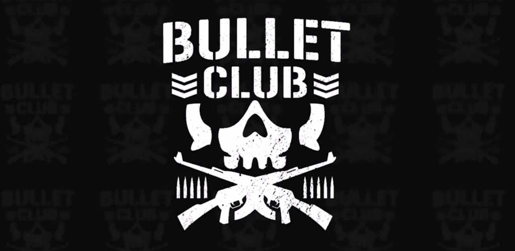Bullet Club curtain call at ROH show in Duluth, Georgia