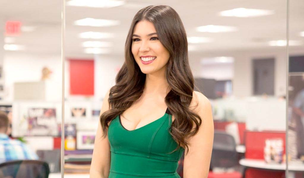 Cathy Kelley to host live editions of WWE Now during Mania week