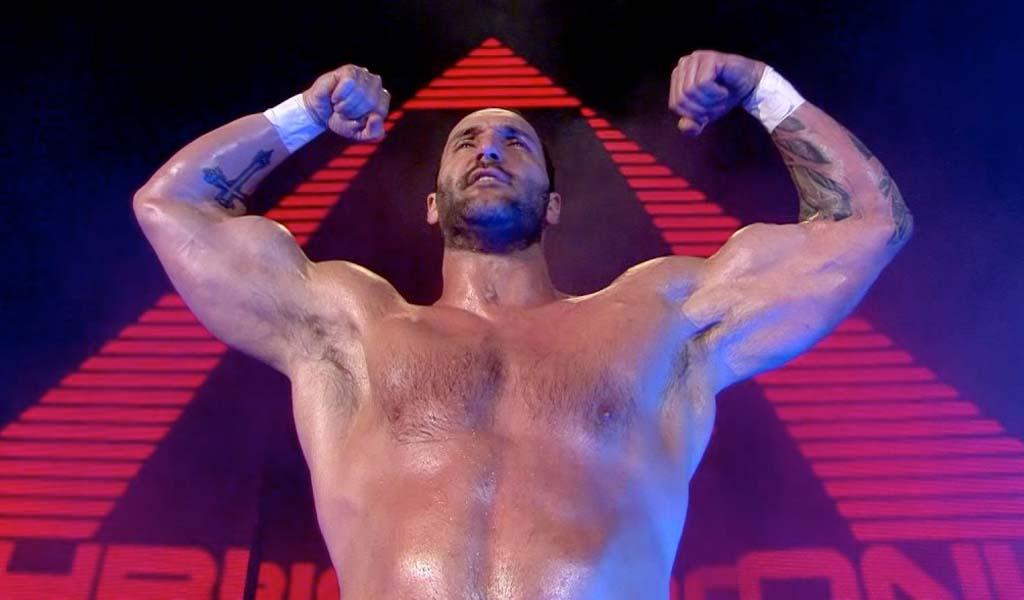 Chris Adonis leaves Impact Wrestling