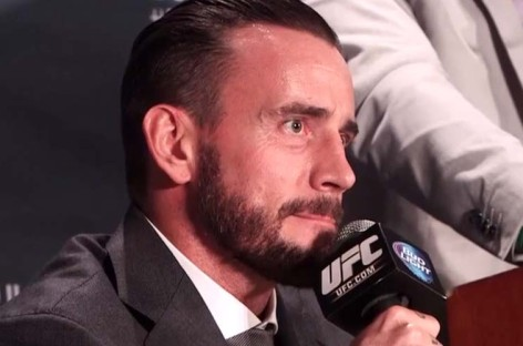 CM Punk answers questions from drunk fans at UFC Q&A event