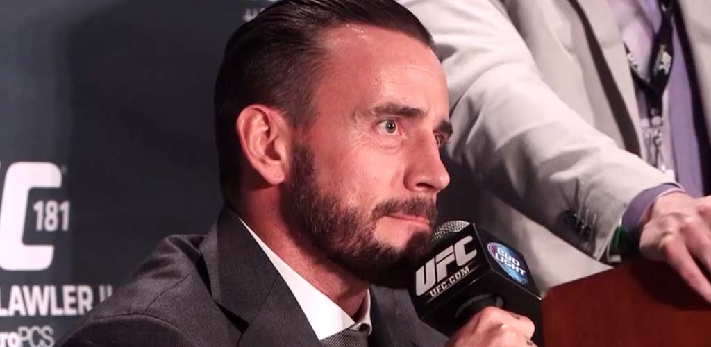 CM Punk to do color commentary for MMA show on UFC Fight Pass in December