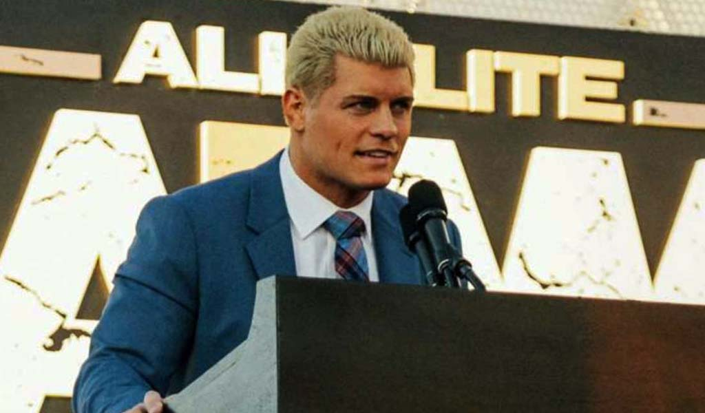 Cody Rhodes to appear at AAA's Rey de Reyes show in Mexico