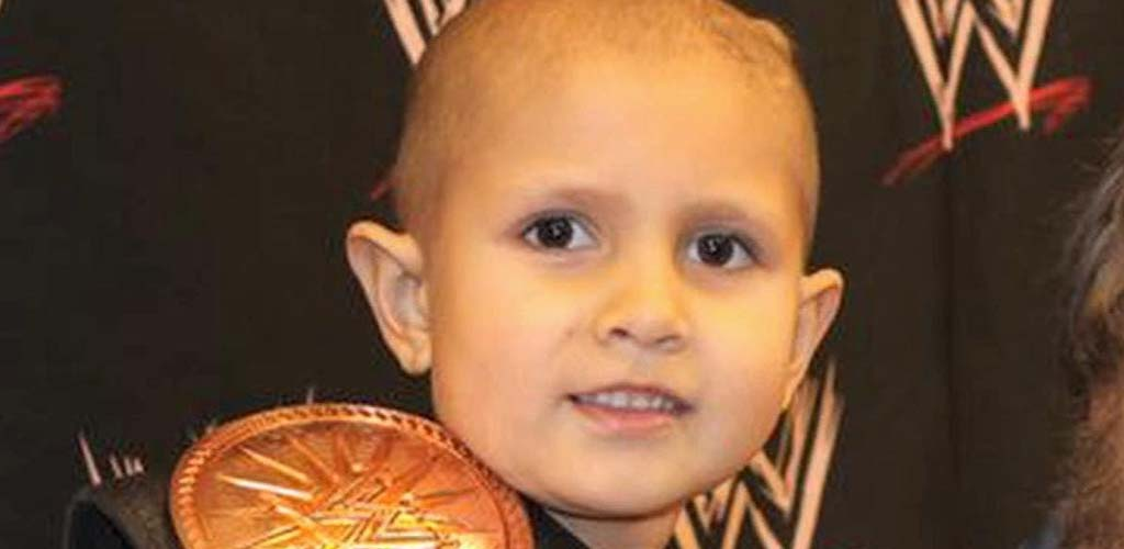 WWE starts $75,000 Twitter campaign for Connor's Cure Fund
