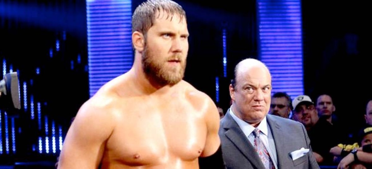 Curtis Axel is the third Paul Heyman guy