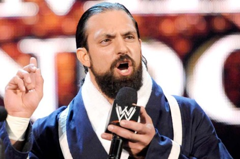 Damien Sandow cashes in MITB contract….and fails