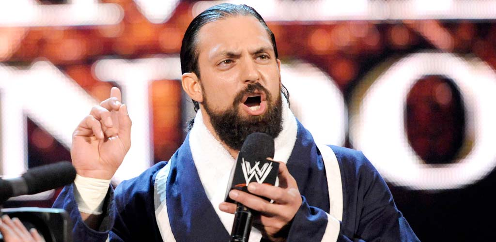 Damien Sandow joins the future endeavors fired Superstars