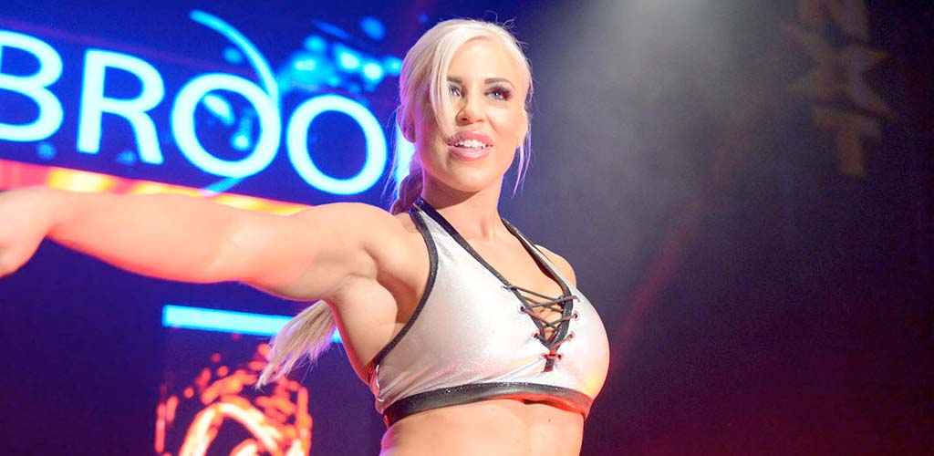 Nude photos of NXT Diva Dana Brooke leaked online