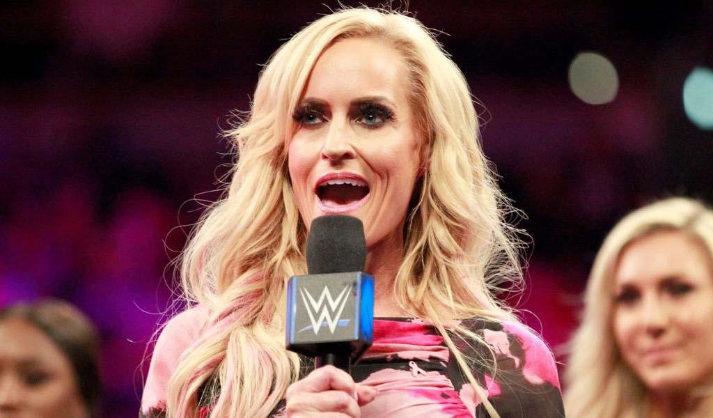 Dana Warrior joins the WWE creative team