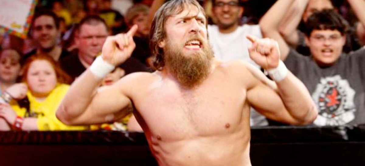 Daniel Bryan stripped off his WWE World Heavyweight title