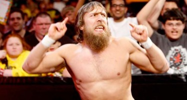Daniel Bryan thanks fans for their support during the Rumble