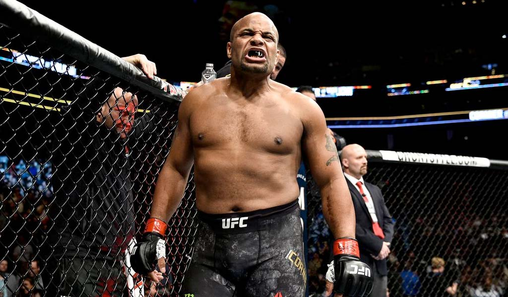 Daniel Cormier calls out Brock Lesnar after UFC 230, tells him to bring WWE title with him