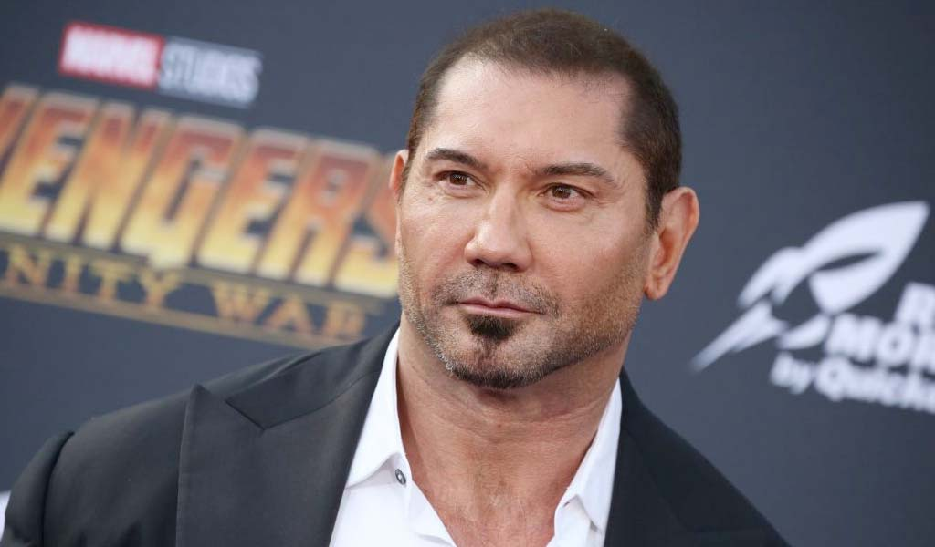 Dave Bautista part of Hollywood history with Avengers: Infinity War opening