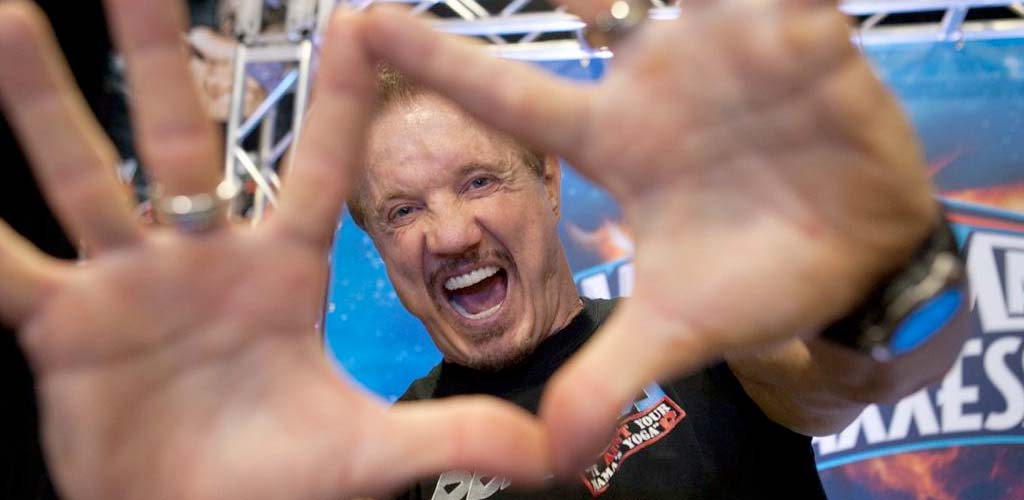 Diamond Dallas Page gets his place in the WWE Hall of Fame