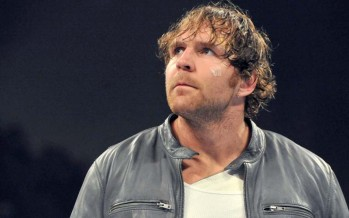 Dean Ambrose to lead next WWE Studios movie titled Lockdown