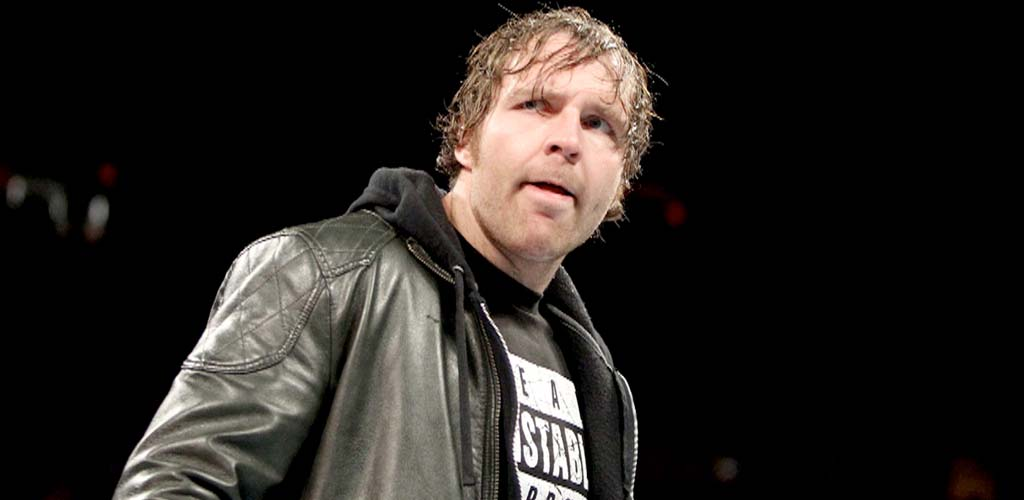 Dean Ambrose out for months following surgery to repair triceps