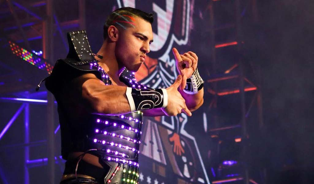 DJZ signs WWE deal and heading to NXT
