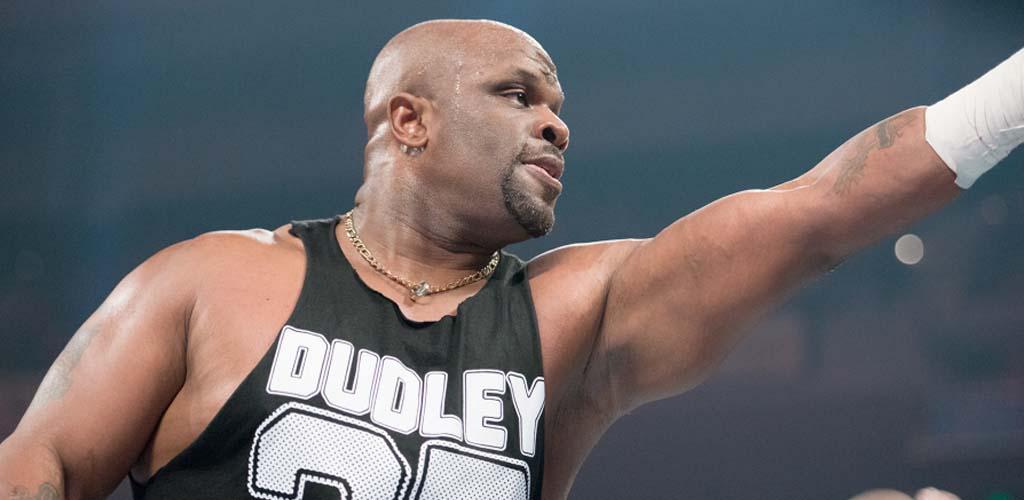 D-Von Dudley starts new job with WWE