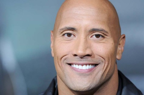 Dwayne Johnson on The Tonight Show with Jimmy Fallon tonight on NBC