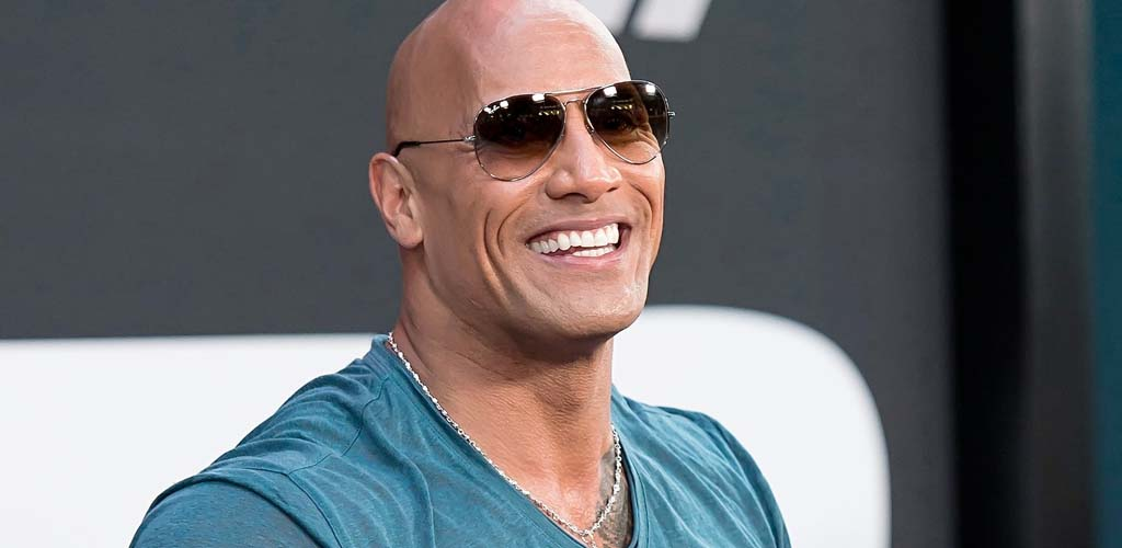 "Dwayne ""The Rock"" Johnson to get a star on the Hollywood Walk of Fame next week"