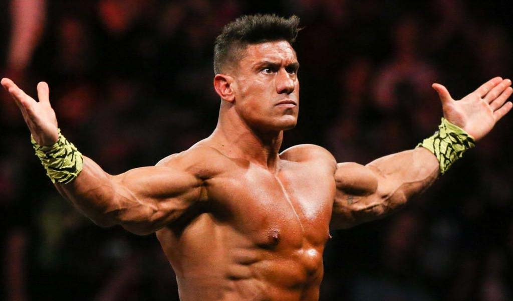 EC3 returns to the WWE main roster on Raw