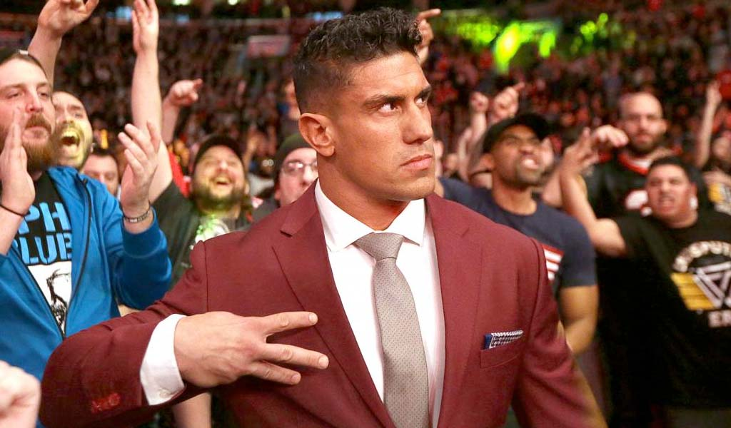EC3 and Drake Maverick attend UFC Fight Night Orlando