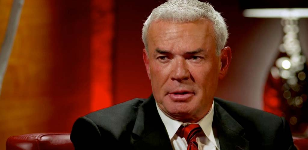 Eric Bischoff comments on Heyman's selection for Goldberg's HOF induction